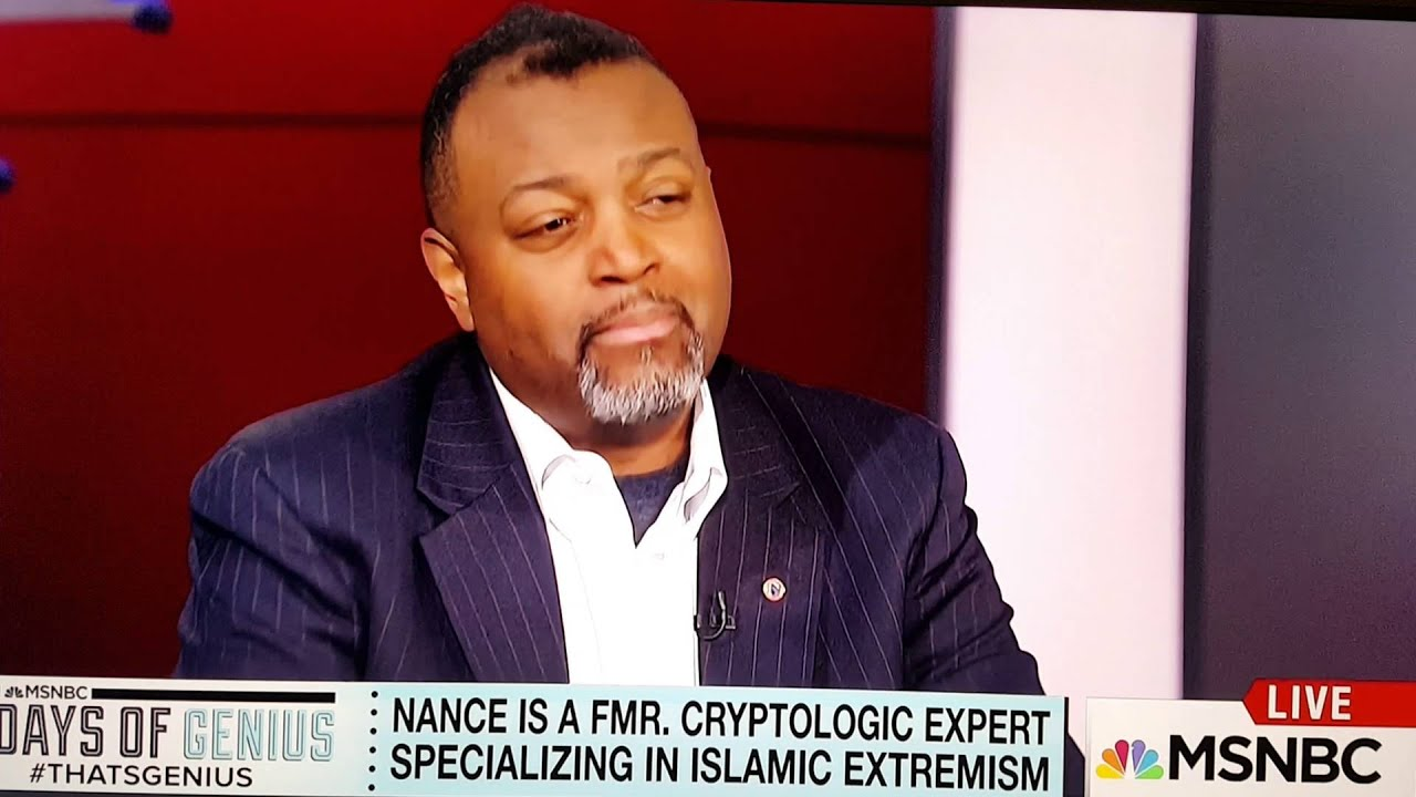 Image result for photos of malcolm nance