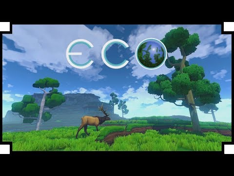 Eco - (Community Based Survival Game)