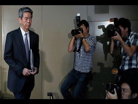 Toshiba boss resigns over scandal