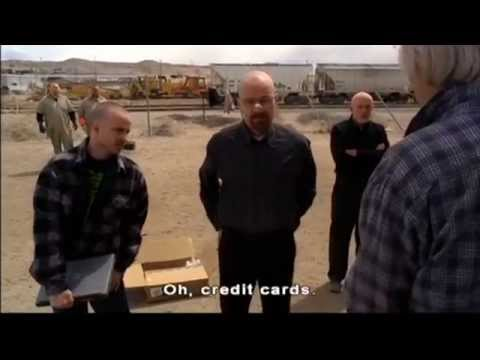 Breaking Bad: Yeah, bitch! Magnets!