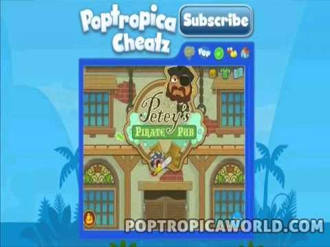 Poptropica Skullduggery Island Walkthrough Cheat Guide ...