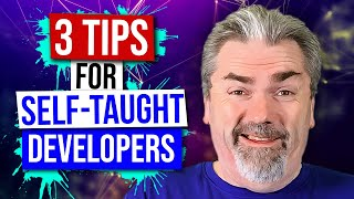 Programming Tips for Self-Taught Software Developers – 2019