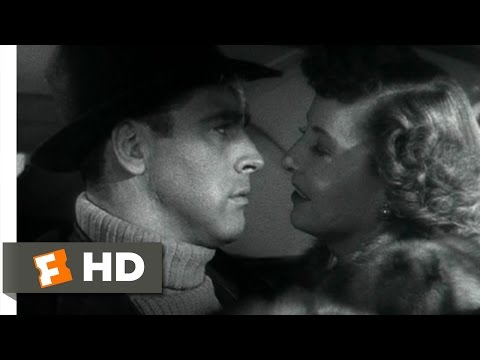 Sorry, Wrong Number (2/9) Movie CLIP - What Does a Dame Like You Want with a Guy Like Me? (1948) HD