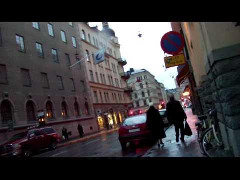 96. Stockholm Sweden, December 2013, Stockholm City Centre