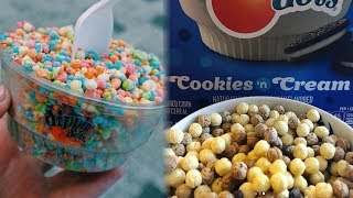 Dippin' Dots Cereal Is Now a Thing & Here's Where You Can Buy It