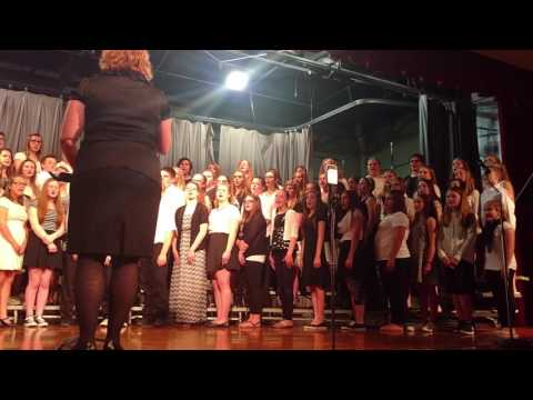 West Holmes Middle School Choir May, 2016 Part 2