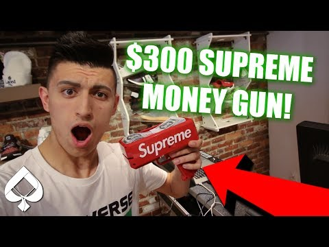 $300 SUPREME TOY! Sneaker Shopping in BOSTON VLOG