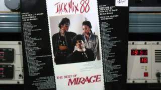 jack mix 88 non stop hits the best of mirage Remasterd By B v d M 2014