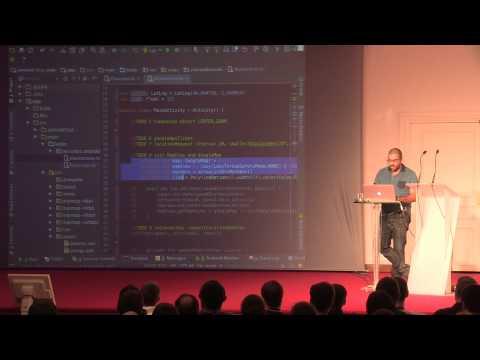 Comment développer une app en moins d'1h et de 200 lignes avec Kotlin (fr) - Mounir Boudraa, snips
