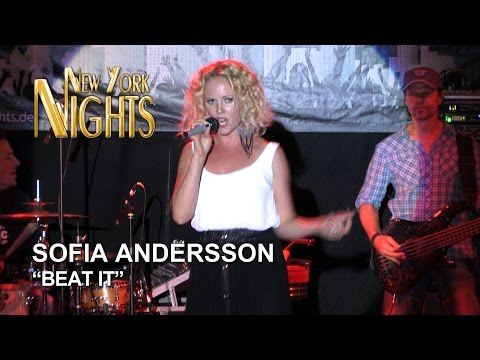 """""""Beat it"""" by Sofia Andersson @ New York Nights (20.08.2014) [HD]"""