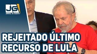 Mais um revés para Lula na segunda instância. A 8ª Turma do Tribuna...