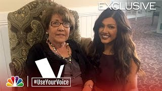 The Voice 2018 - Mia Boostrom and Terrence Cunningham (#UseYourVoice)