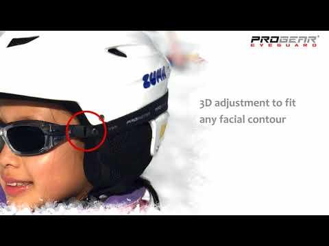 86b7a846004d 3. Personalized Prescription Skiing Sunglasses – PROGEAR - YouTube