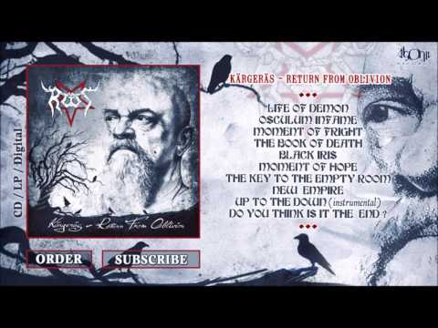 ROOT - Kärgeräs - Return From Oblivion (Official Full Album Stream)