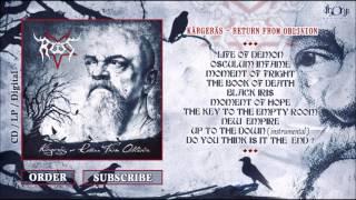 ROOT - Kärgeräs - Return From Oblivion (Official Full Album Stream)
