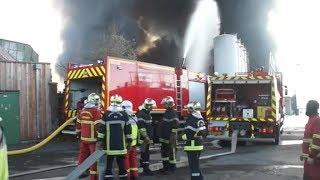 Incendie de Minerva oil : un an après, les pompiers se souviennent