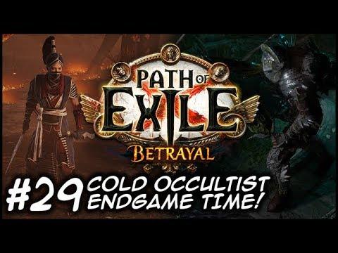 ZIGGYD Plays PoE: BETRAYAL - Sick Flip, You Profit 0c - #29 Endgame!