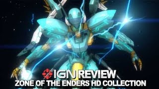 Zone of the Enders HD Collection Video Review - IGN Reviews