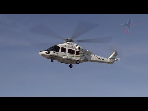 VFS Captures 52 Helicopters In Action At Heli-Expo 2020!
