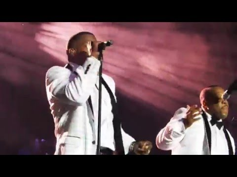 """""""This One's For Me & You"""" NEW EDITION LIVE"""