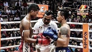 Champion Challenge, Rith Atith Vs Chan Sun, BayonTV Boxing, 13/July/2018 | Khmer Boxing Highlights