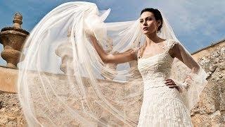 видео Свадебные прически со шляпкой и фатой