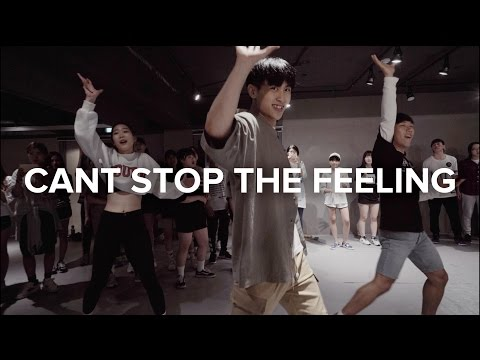 開始Youtube練舞:Can't Stop The Feeling-Justin Timberlake | 個人舞蹈練習