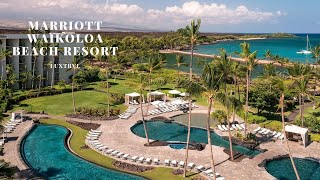 Waikoloa Beach Marriott Resort Experience And Review