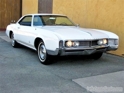 1966 buick riviera for sale: engine sound and walk around - youtube