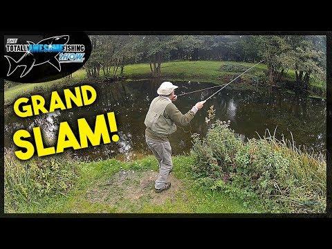 Gram Slam Fishing - GOTTA CATCH THEM ALL!