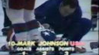 1980 Winter Olympics USA vs. Czechoslovakia 2