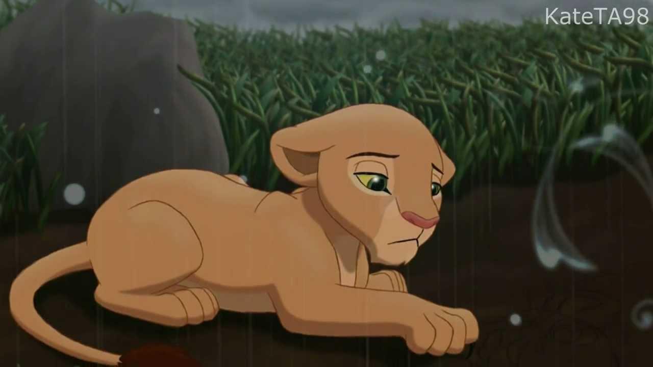 kovu kiara nala all the things she said the lion