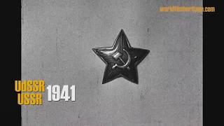 1941/42 WWII USSR, Ukraine, Return to Danzig/Gdansk  (kro)