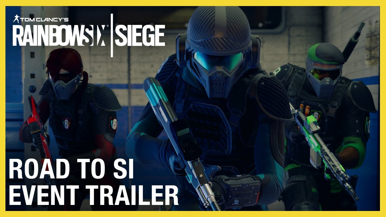 Rainbow Six Siege: Road to SI Event | Trailer | Ubisoft