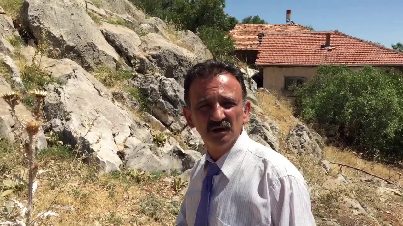 Yalvaç gibi Memleket - Ahmet Ali Öncü -