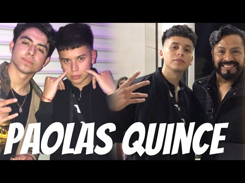 Quince Vlog | Alex Meza And Los Inquietos Del Norte ( WILD )