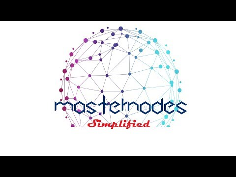 Masternodes Simplified - Turn your computer to Crypto Generating Machine
