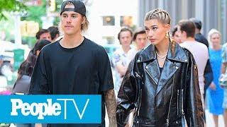 Justin Bieber & Hailey Baldwin Hold Hands Despite Keeping Their Relationship Under Wraps | PeopleTV