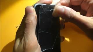 Comment enlever un film de protection verre trempé