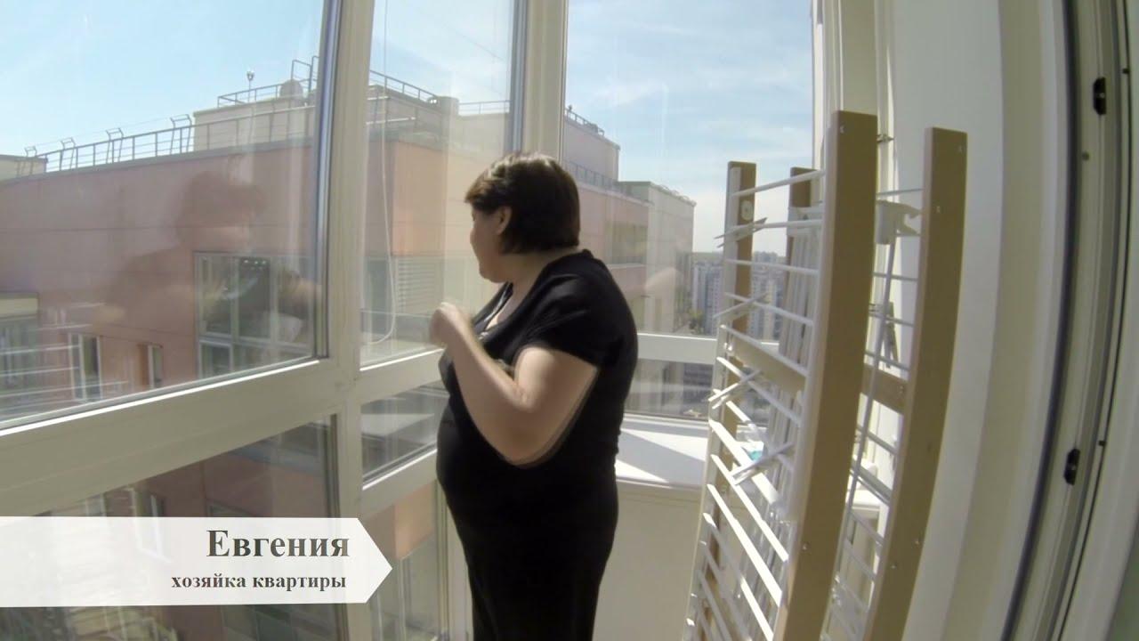 Тонировка окон квартир зеркальной пленкой своими руками - YouTube