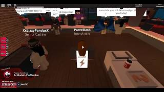 Panda Express MR Shift | Roblox