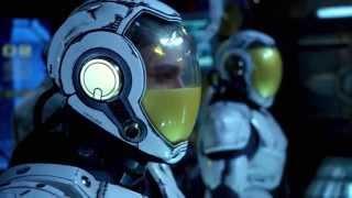 Pacific Rim (Titanes del Pacifico) Trailer en español (HD) Guillermo del Toro
