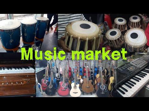 music market in delhi | Negity |