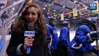 Jeugdijshockeyers van Destil Trappers meten niveau met internationale teams.