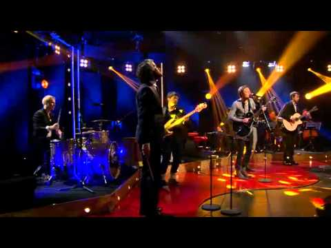 Mando Diao - Strövtåg I Hembygden (Live Skavlan 2012)