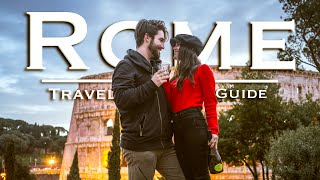 11 ESSENTIAL ROME Italy Travel Tips