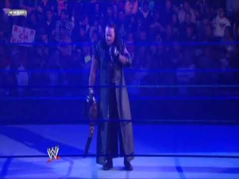 WWE Friday Night SmackDown 09/11/06 Undertaker And...
