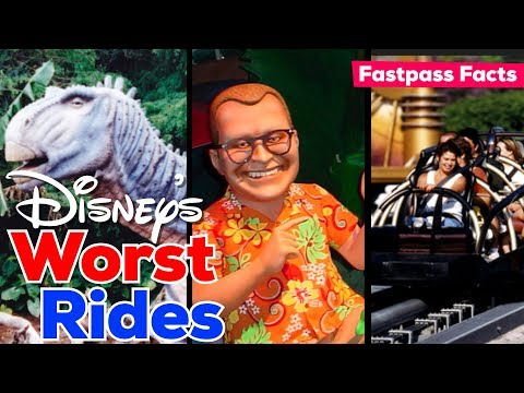 5 Of The Worst Disney Attractions