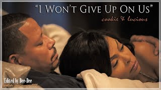 """Cookie & Lucious - """"I Won't Give Up On Us"""""""