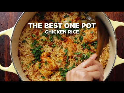 how-to-make-the-best-one-pot-chicken-rice